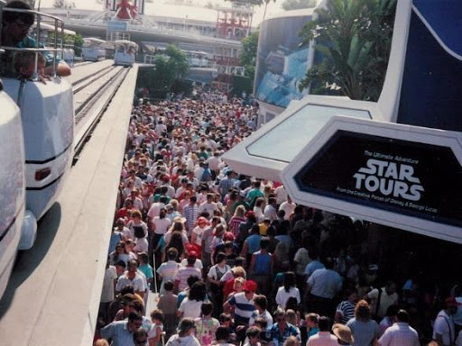 Star Tours Ride | The Wisdom of Walt | Disney Keynote Speaker