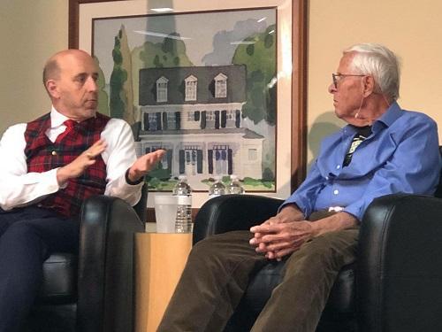 Bob Gurr   The Wisdom of Walt   Disney Leadership Speaker