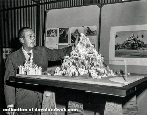 Matterhorn Mountain   The Wisdom of Walt   Disney Leadership Speaker