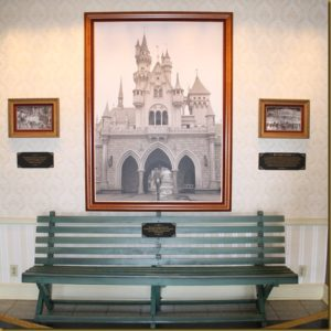 Walt Disney Bench | The Wisdom of Walt | Leadership Speaker